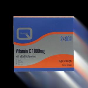 Quest Vitamin C 1000 mg 2 x 90 tablets