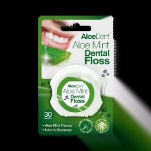 AloeDent® Aloe Mint Dental Floss