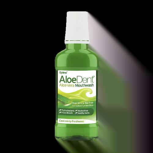 AloeDent® Aloe Vera Mouthwash Fluoride Free