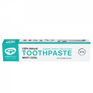 Green People Minty Cool Fluoride Free Toothpaste