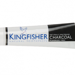 Kingfisher Charcoal Fluoride Free Toothpaste