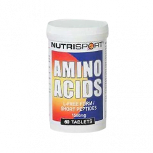 Nutrisport Amino Acids 1500mg 60 Tablets