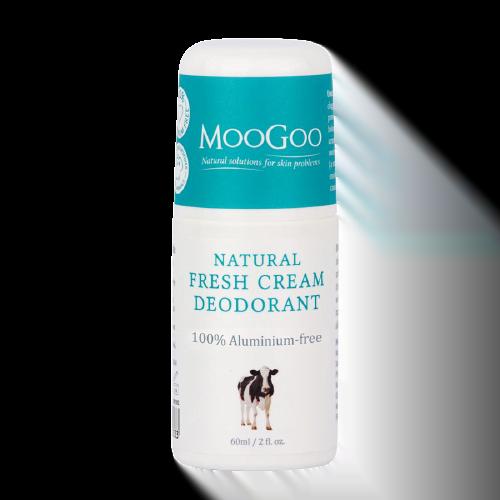 MooGoo Natural Fresh Cream Deodorant
